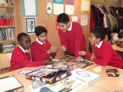 Amr, Ismaeel, Nathaniel and Yusuf