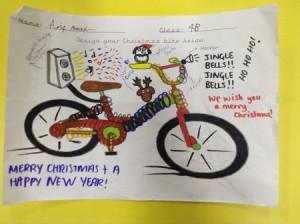 xmas bike 15