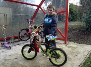xmas bike 3