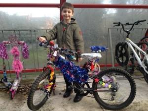xmas bike 5