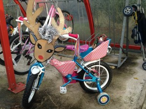 xmas bike 7